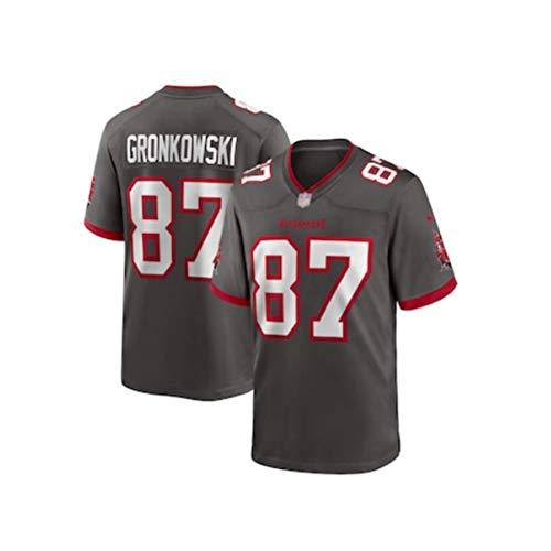 Rugby-Trikot Rob Gronkowski # 87 Tampa Bay Buccaneers American-Football-Trikot,...