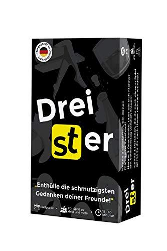 Dreister Spiel - Das Partyspiel - 480 Spielkarten für witzigen Spieleabend mit Freunden - Kartenspiel |...