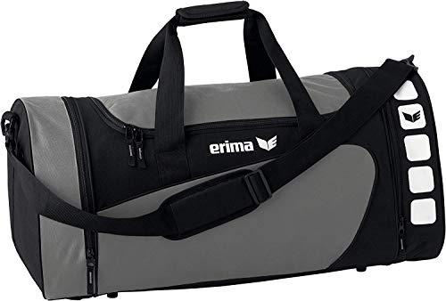 erima Sporttasche, granit/schwarz, S, 28 Liter, 723334