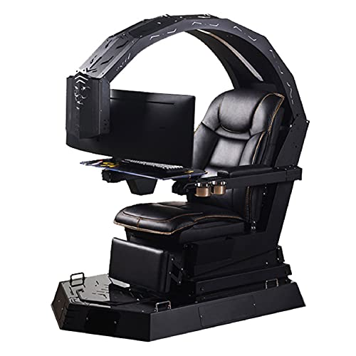 JFF Gaming-Stühle Ergonomischer Computerspiel-Stuhl E-Sport-Stuhl Im Racing-Stil Mit...