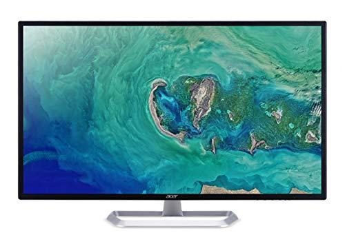 Acer EB321HQUC Monitor 31,5 Zoll (80 cm Bildschirm) WQHD, 60Hz, 4ms (G2G), HDMI 1.4, DP 1.2, DVI DL