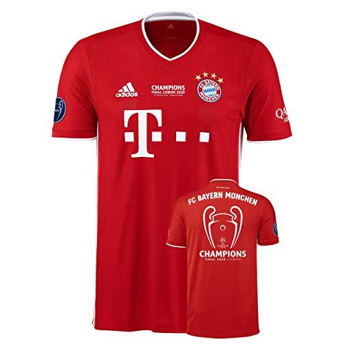 FC Bayern München Trikot Home CL Winner Edition 2020, L