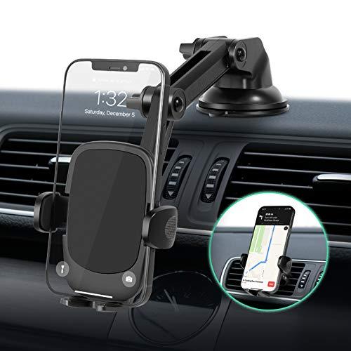 Amazon Brand – Eono Handyhalterung Auto,3-in-1 Handyhalter für...