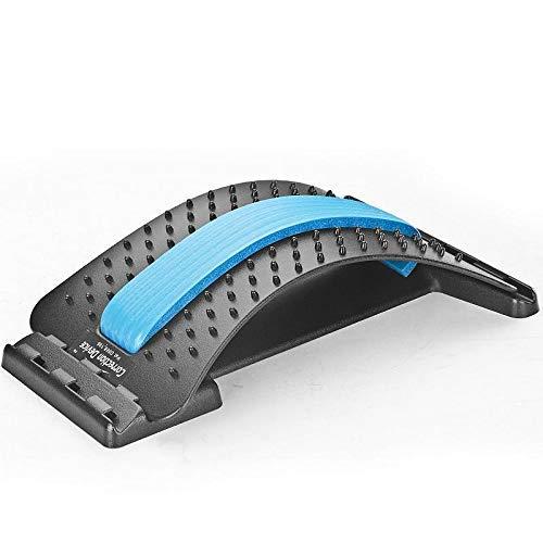 Dyna-Living Back Stretcher Rücken Strecker Wirbelsäulenstrecker Rückendehner Rückenstrecker Entspannung...