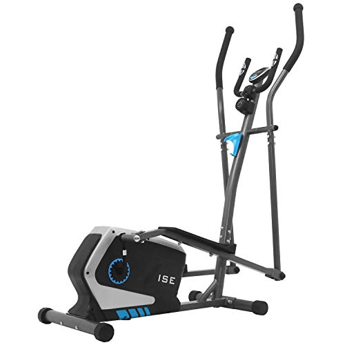 ISE Crosstrainer Elliptical Crosstrainer Ellipsentrainer Heimtrainer Ergometer Stepper Heimtrainer...