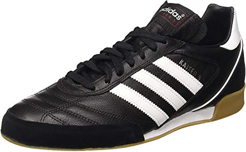 adidas Herren Kaiser 5 Goal Fußballschuhe, Schwarz (Black/running White Ftw), 43 1/3 EU