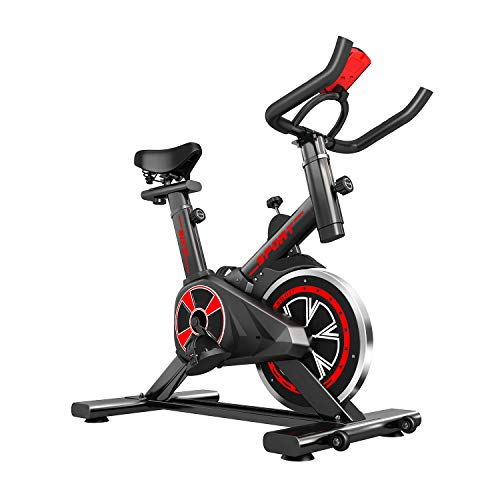 ULTRAPOWER SPORTS Heimtrainer Fahrrad, Indoor Cycling Bike, Fitnessbike, Einstellbarer Magnetwiderstand,...