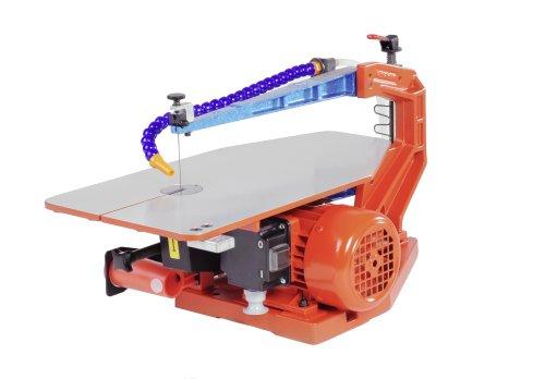 Hegner Dekupiersäge Multicut 1 (Säge elektrisch; ohne Drehzahlregelung; Durchgang: 36,5 cm; Höhe 5 cm)...
