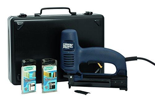 Rapid 10643015 R606 Elektrotacker Koffer