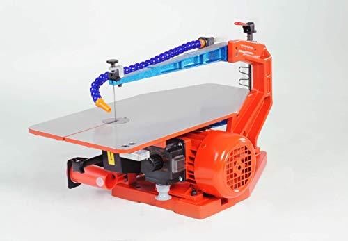 Hegner Dekupiersäge Multicut 1 (Säge elektrisch 400 – 1400 U/min; Durchgang: 36,5 cm; Höhe 5 cm) 01130000