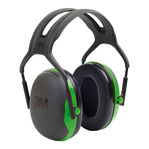 3M Peltor Kapselgehörschutz X1A Kopfbügel SNR 27 dB schwarz und grün