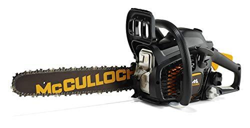 McCulloch Benzin-Kettensäge CS 35S, Motorsäge mit 1400 Watt Motor, 35 cm Schwertlänge, 2-Takt Motor,...