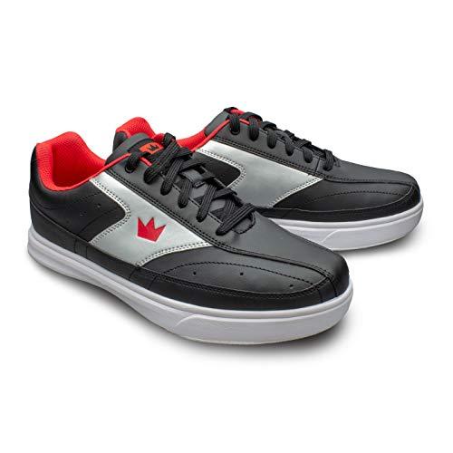 Bowling-Schuhe, Brunswick Renegade, Damen und Herren, für Rechts- und Linkshänder in 4 Farben Schuhgröße...