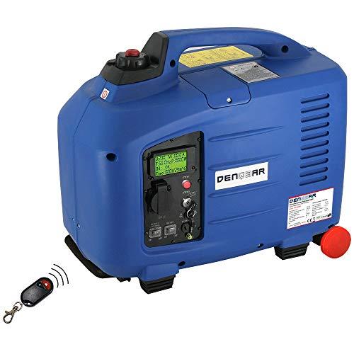 DENQBAR 2,8 kW Inverter Stromerzeuger Notstromaggregat Stromaggregat Digitaler Generator benzinbetrieben...