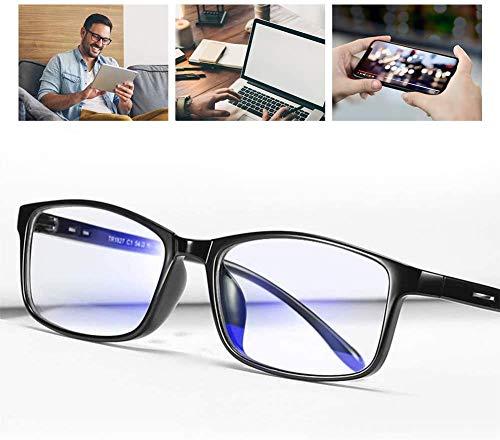 Blaulichtfilter Brille,Bildschirm-Brille,Computerbrille,Blaue Licht Blockieren Brille,Verringerung der...