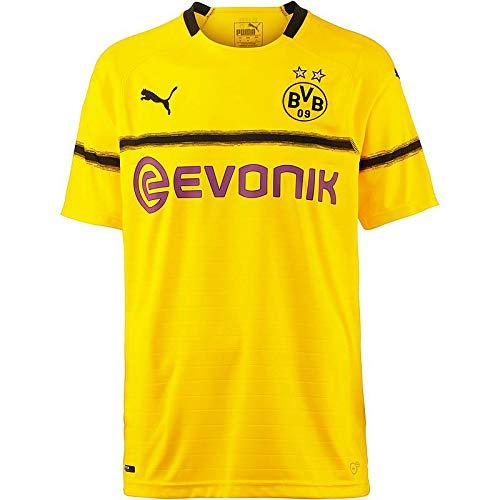 Borussia Dortmund Champions League Trikot (XL, gelb)