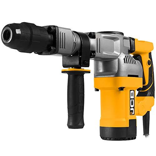 JCB Abbruchhammer (1300W, SDS-max, Schlagenergie 20 Joule, Pneumatik Schlagwerk, 5.4 kg Gewicht, Drehzahl 4300...