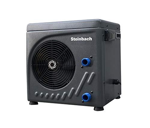 Steinbach Wärmepumpe Mini, für Pools bis 20.000 l Wasserinhalt, Heizleistung 3,9 kW, 220V Betriebsspannung,...