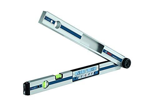 Bosch Professional Digitaler Winkelmesser und Neigungsmesser GAM 270 MFL (Laserpräzision,...