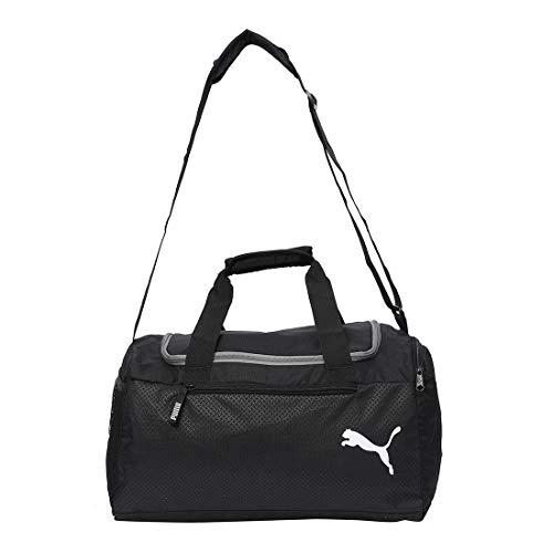 PUMA Fundamentals Sports Bag S Sporttasche, Black, OSFA