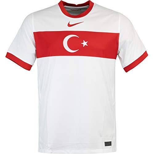 Nike Türkei Turkey Home Trikot (L, White)
