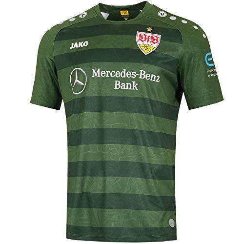 JAKO Herren VfB Stuttgart 20-21 3rd Trikot grün L
