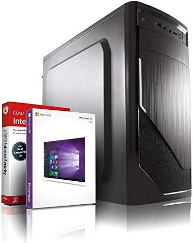 Entry Gaming/Multimedia/Office 12-Kern Computer mit 3 Jahren Garantie! | AMD FX-8800 4x3.4 GHz | 16GB DDR4 |...