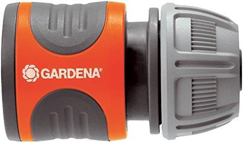 Gardena Schlauchverbinder-Satz 13 mm (1/2 Zoll) und 15 mm (5/8 Zoll): Steckverbinder für den Schlauchanfang,...