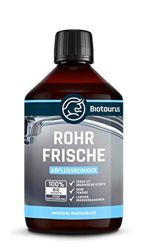 Biotaurus Rohrfrische ● Neutralisiert Gerüche mit der Kraft der Mikroorganismen (250ml)