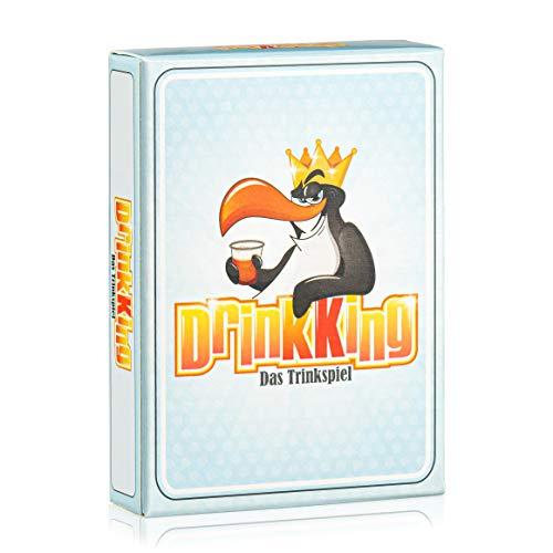 Spielehelden Drinkking - Trinkspiel - Partyspiel für Erwachsene - Super als Geburtsgeschenk für Männer -...