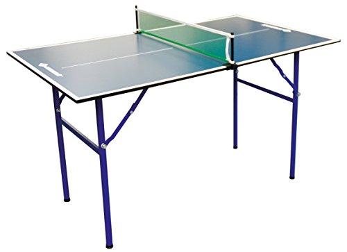 Schildkröt Tischtennis-Minitisch Midi XL, 120 x 70 x 68 cm, perfekt für den kleinen Garten oder für die...