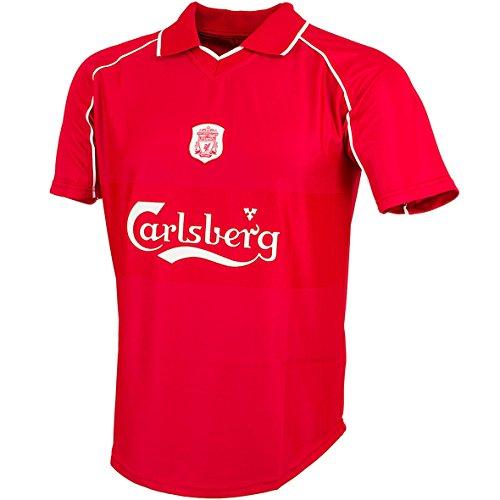 FC Liverpool Retro Trikot 2000 (red, L)