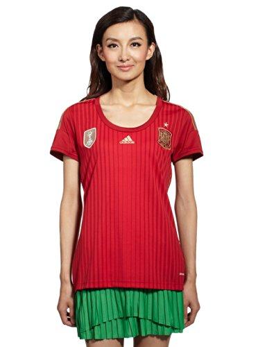 Adidas Spanien Damen Trikot Gr.M