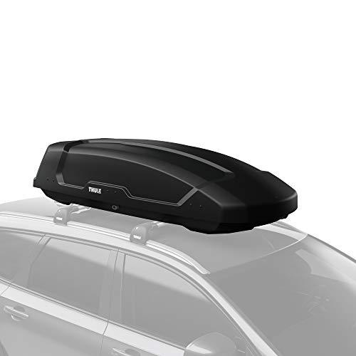 Thule 635700 Dachboxen Force XT L Black Aeroskin
