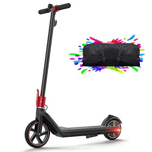 Elektro Scooter, 150W Faltbarer E-Scooter, 15 Km Reichweite, Maximale Geschwindigkeit 15 km/h, 8' Vollreifen...