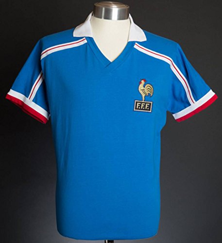Equipe de France de Football Der französischen Fußballnationalmannschaft Score Draw Frankreich 1986 Herren...