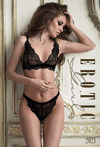Erotic Girls 2021 - Bild-Kalender 34x49,5cm - Women - Erotische Frauen - Erotik-Kalender - Wand-Kalender -...