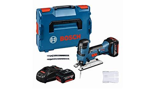 Bosch Professional 18V System Akku-Stichsäge 18V-LI S (GAL 1880 CV, 1 x Stichsägeblatt T 308 BP, 1 x...