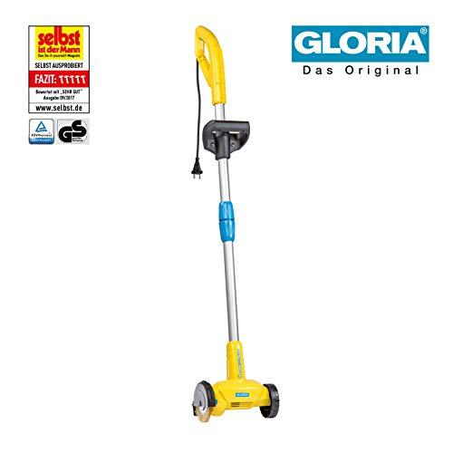 GLORIA WeedBrush | Elektrischer Fugenkratzer | Unkrautbürste | Zwischen Terrassenplatten reinigen | Inkl....
