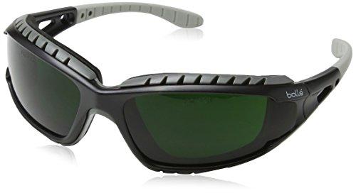 Boll Safety TRACWPCC5 'Tracker' Schweier Schutzbrille, Einheitsgre, Schwei Stufe 5