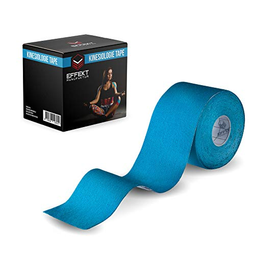 Effekt Manufaktur - (5m x 5cm) Rolle - Kinesiologie Tape in versch. Farben - Kinesiotapes Wasserfest &...