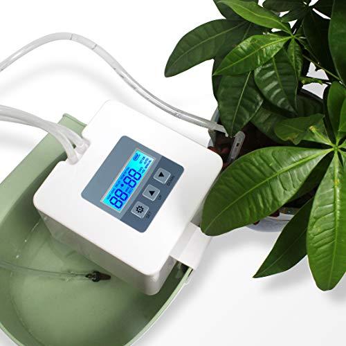 Landrip DIY Automatische Bewässerungssystem, automatische Bewässerung für bis zu 10 Zimmerpflanzen mit...