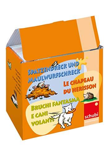 Spatzendreck und Maulwurfschreck: Bilderbox