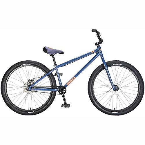 Mafiabikes Wheelie Bike 26 Zoll BMX Fahrrad Street Park Blackjack Medusa (Blue)