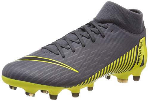 Nike Herren Superfly 6 Academy MG Fußballschuhe, Grau (Dark Grey/Black/Dark Grey 070), 44 EU