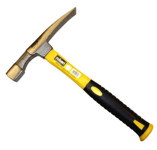 Rolson 10802 600g Ziegel Hammer Werkzeug
