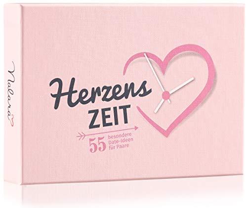 Herzenszeit - 55 ganz besondere Date-Ideen für Paare, die es noch Lange bleiben wollen - Als Geschenke für...