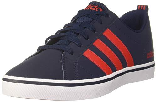 adidas VS Pace, Herren Basketballschuhe, Blau (Collegiate Navy/Core Red S17/Ftwr White), 43 1/3 EU