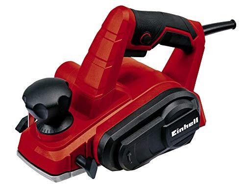 Einhell Elektrohobel TC-PL 750 (750 W, bis 2mm Spantiefe, große Messerwelle, automatischer Parkschuh, inkl....