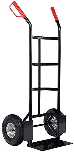 Stagecaptain Carryboy Sackkarre - Transportkarre für Umzug oder Getränkekisten - Stabiler Metallrahmen und...